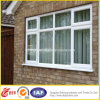 PVC su ordine Window con 5mm Single Glass