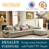 Neues klassisches Qualitäts-Wohnzimmer-Gewebe-Sofa 2162A