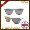 Tr045 de Zonnebril van de Spiegel met Tr90 Frame