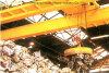 Grúa doble del EOT del puente de viga con el electroimán (ML-07)