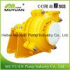 Pompe centrifuge résistante 6/4e de boue de produit de queue fin