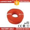 Boyau flexible de PVC certifié par qualité pour le poêle