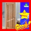 マツドアのロッジポール松のドアのゆとりのマツドア