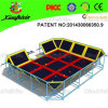 Gold Supplier von Kids Indoor Trampoline Bed für Sale
