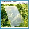 vidro solar de Mistlite do Baixo-Ferro de 3.2mm-4mm