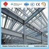 Edificio de acero prefabricado de la estructura de la cortina