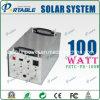 100W 점화 (PETC-FD-100W)를 위한 태양 가정 전력 공급 장비
