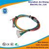 Asambleas de cable de encargo del PVC del conector