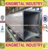 Pipe de grand dos soudée par A500 d'acier du carbone d'ASTM