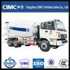 Foton 12m3 375HP 6X4 Concrete Mixer Truck