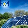 Verre Tempered de vieillissement de panneau solaire pendant 25 années