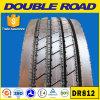 Neumático de la estrella doble, neumático del buey, neumático de Tubless (11r22.5-16pr DR812)