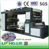 De Machine van de Druk van Flexo van de Hoge snelheid van het Type van Stapel van het Merk van Lishg