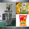 Máquina de rellenar vertical automática de las patatas fritas