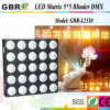 LED Matrix 5X5 Blinder DMX Light