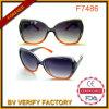 Collezioni poco costose alla moda degli occhiali da sole in 6 colori F7486