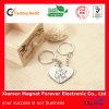 Kundenspezifisches Geliebt-Inner-magnetische Schlüsselring-Schlüsselkette