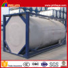 20ft Aluminum Tank Body ISO Standard Tank Container