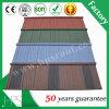 Tuiles de toit enduites en métal de vente de l'Afrique de toiture de pierre colorée chaude de matériau