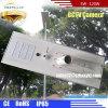 Imperméable à l'eau intégrée Tout en une lampe de rue LED solaire avec 3 ans de garantie