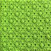 Fabbricato geometrico del merletto del cotone degli accessori dell'indumento