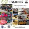 Trem elétrico dos passeios dos divertimentos de Fwulong para a venda