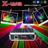 4W RGB Полноцветный лазерный луч Анимация (X-RGB4000