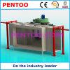 Cabine manual do revestimento do pó da alta qualidade para a linha de revestimento do pó