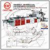 Maquinaria plástica do saco do remendo da fabricação original (CW-800NJT)