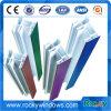 Профили PVC с по-разному разделами