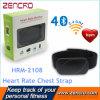 Fréquence cardiaque 2.4GHz Sensor Chest Belt de Bluetooth 4.0