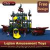 CE plastique Drôle Enfants plastique en plein air Aire de jeux (X1208-2)