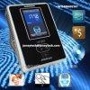 Populäres Gesichts-Anerkennungs-Zeit-Anwesenheits-System Zksoftware der Hight Technologie-RFID