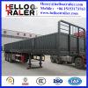 中国の製造者の貨物トレーラー3の車軸側面のトラックのトレーラー