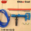 Qcz-1 de handbediende Draagbare Lucht van de Compressor dreef de Pneumatische Boor van de Rots van de Percussie aan
