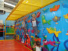 Beifall-Unterhaltungs-kommerzielle weiche kletternde Wand
