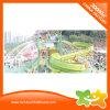 Bunter lustiger im Freien Swimmingpool-Plastikwasser-Park für Kinder und Erwachsene