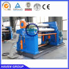machine de roulement hydraulique de plaque avec quatre rouleaux W12S-8X2500