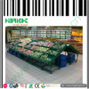 Металл Vegetable Racks Fruits Display Stand для Hypermarket