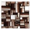 Плитка мозаики (стеклянная мозаика DC04-B)