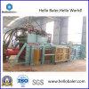 De hydraulische Halfautomatische Machine van de Hooipers van het Afval