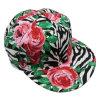 Casquillos del Snapback con la tela floral Sb1515