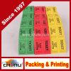 Moignons imprimables de Wtear-Away de billets, 1-34 x 5-12, blanc mat, 200 Ticketspk (420076)