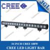barra chiara fuori strada 4X4 4WD di azionamento dell'indicatore luminoso della barra del LED 34