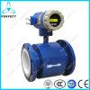 Compteur de débit électromagnétique de l'eau RS485