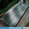Materiais de telhadura de aço galvanizados, folha dos materiais de telhadura do ferro ondulado