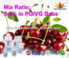 Vaporever Cherry Flavour Concentrate DIY E Juice in E Liquid Base, Fragrance, Aromas, Essential Oil