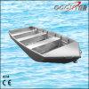 V barco de pesca de aluminio del arqueamiento con buena maniobra