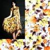Dressのための印刷されたRayon Fabric