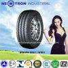 2015 neumático del vehículo de pasajeros, neumático de la polimerización en cadena, neumático 185r14c de SUV